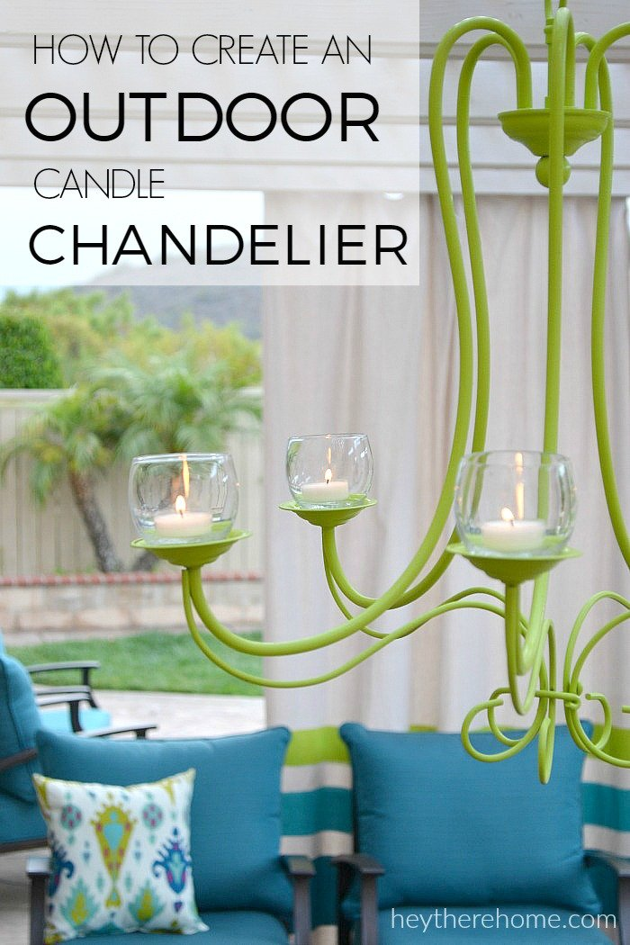 DIY-outdoor-candle-chandelier